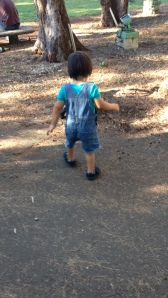 felipe camina