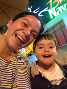 Felipe con 2.4 años